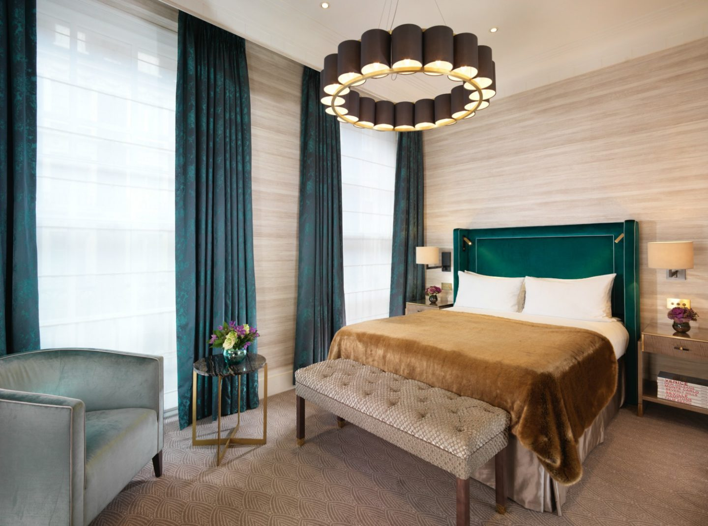 Flemings Mayfair Hotel - London 's boutique hotels